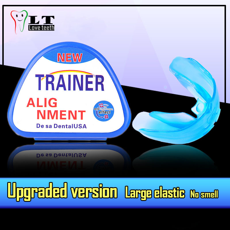 New upgraded version Adult dental appliance Overall shape No smell Elasticity enhancement tooth products(China (Mainland))