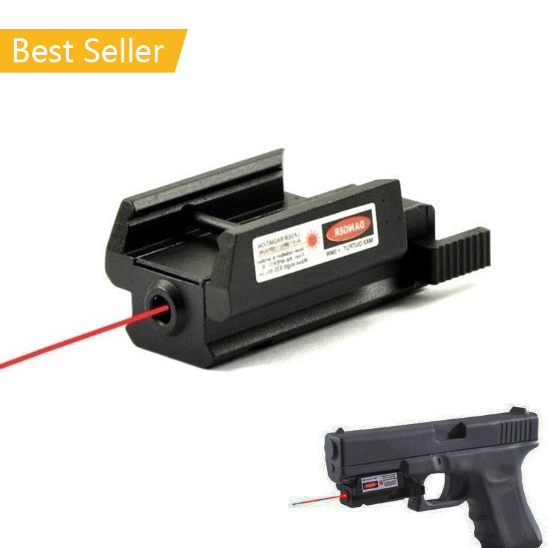 20Mm/11Mm Mount Tactical Red Dot Laser Sight Scope With Mount Compact For Pistol Gun Rifle Free Shipping(China (Mainland))