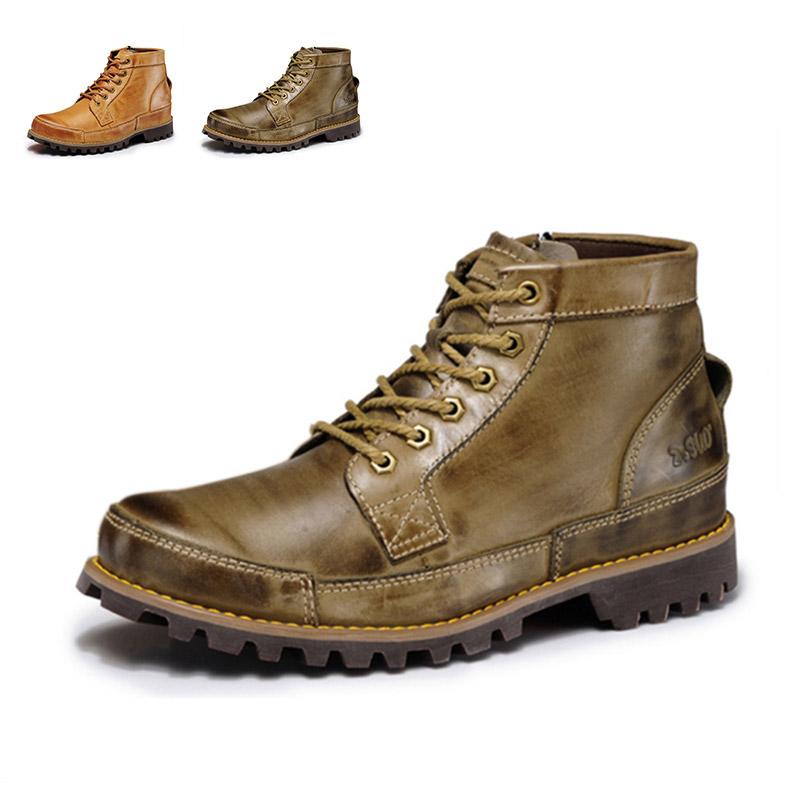 Vintage Work Boot 7