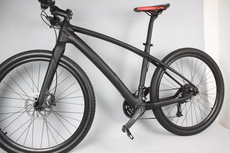 Cheap price complete mountain bike 27 speed groupset+carbon mtb frameset+carbon mtb wheelset full set complete bike(China (Mainland))