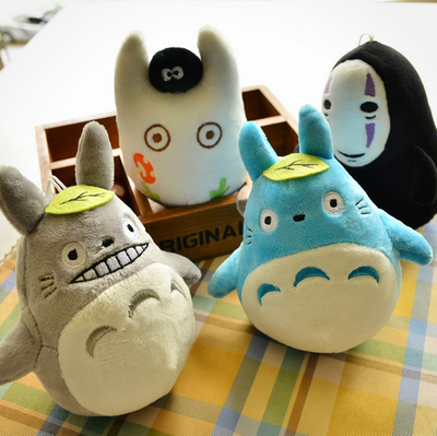 Super cute soft plush cartoon animal totoro toy filling with bamboo charcoal package,creative family/car decorated toy gift, 1pc(China (Mainland))