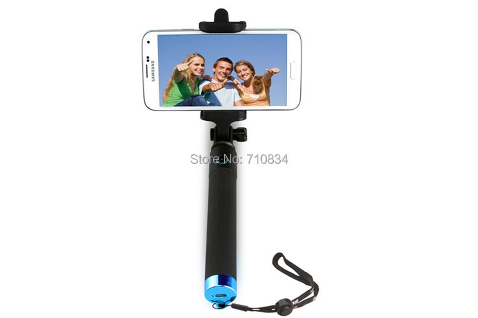 Dispho Extendable Handheld Selfie Stick Folding Monopod Wireless Bluetooth self timer Tripod iPhone Samsung Free Ship  -  ShenZhen city Ecity technogy developmet Co.,LTD store