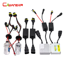 Buy Cawanerl H1 H3 H7 H8 H9 H11 880 881 9005 HB3 9006 55W Error HID Xenon Kit 12000K AC Ballast Bulb Canbus Harness Car Headlight for $41.53 in AliExpress store