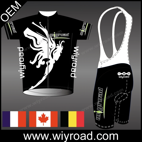 Accept sample order bicycle uniforms/cycling wear supplier/personalized jerseys cycling(China (Mainland))