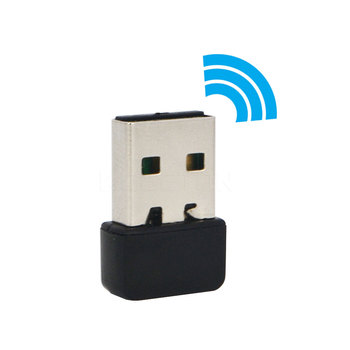 Chip MT7601 Mini 150Mbps USB WiFi Adapter 802.11 b/g/n Wi-Fi Dongle Wireless Network LAN Card for Computer PC Desktop Receiver