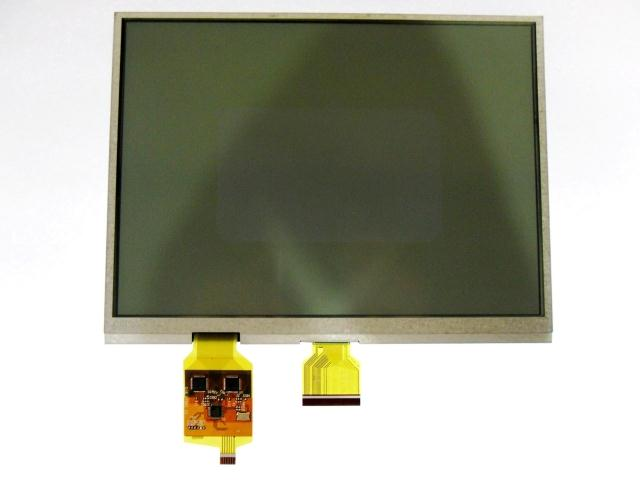 Auo 9 electronic paper a090xe01 capacitor touch screen one piece 1024*768