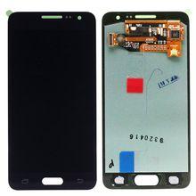Оригинальный новый жк-дисплей сенсорный экран планшета для Samsung Galaxy A3 бесплатная доставка лучшее качество черный белый