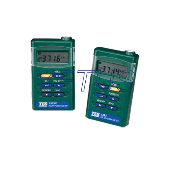 Datalogging Solar Power Meter TES-1333R (RS-232 Interface)<br><br>Aliexpress