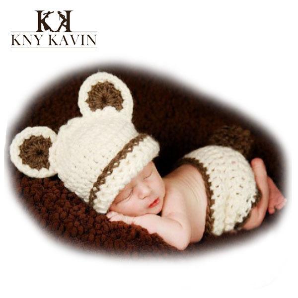 Головной убор для девочек Oem baby photography props newboren HK526 baby clothing hat
