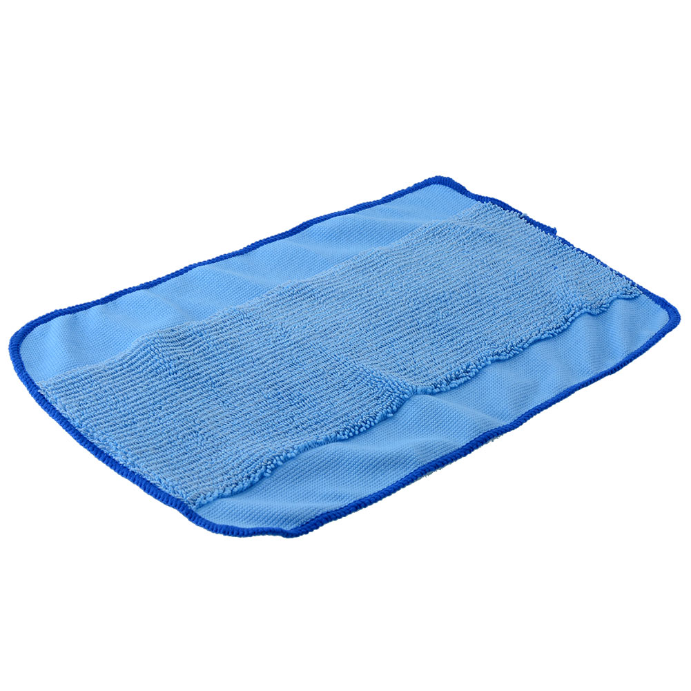 Washable Durable Reusable Microfiber Mopping Cloths for iRobot Braava 320 Mint 4200 5200 Home Essential(China (Mainland))