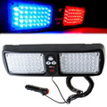 86 LED Visor Panel Car led strobe light Emergency Light Police led Warning Flash Police lights