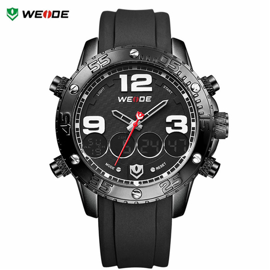 Mens Analog Digital Watch Waterproof Running Sport Watches ...
