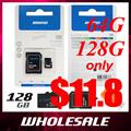 Hafıza Kartı 16G 32G 64G 128G C10 Mikro SD Kart TF Trans Flash Kart SDHC SDXC UHS-I Class10 MicroSD 4 GB GB Mikro kart