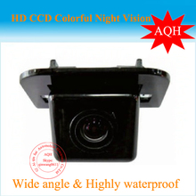 SONY CCD HD night vision for 2012 Toyota Prius Car Rear View camera Backup parking aid monitor rearview system reversing camera(China (Mainland))