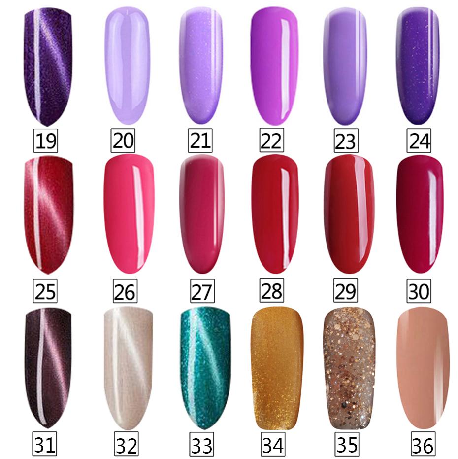 DEALKS3 Sold by Volume 0.399 per 1 ML Natural Lavender UV LED Lamp Nail Gel Polish Quality Beautiful Color Nail Polish(China (Mainland))