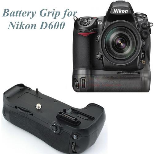 Vertical Battery Grip Holder Nikon D600 DSLR Camera EN-EL15 MB-D14 - Guangzhou PinCe household products co., LTD store