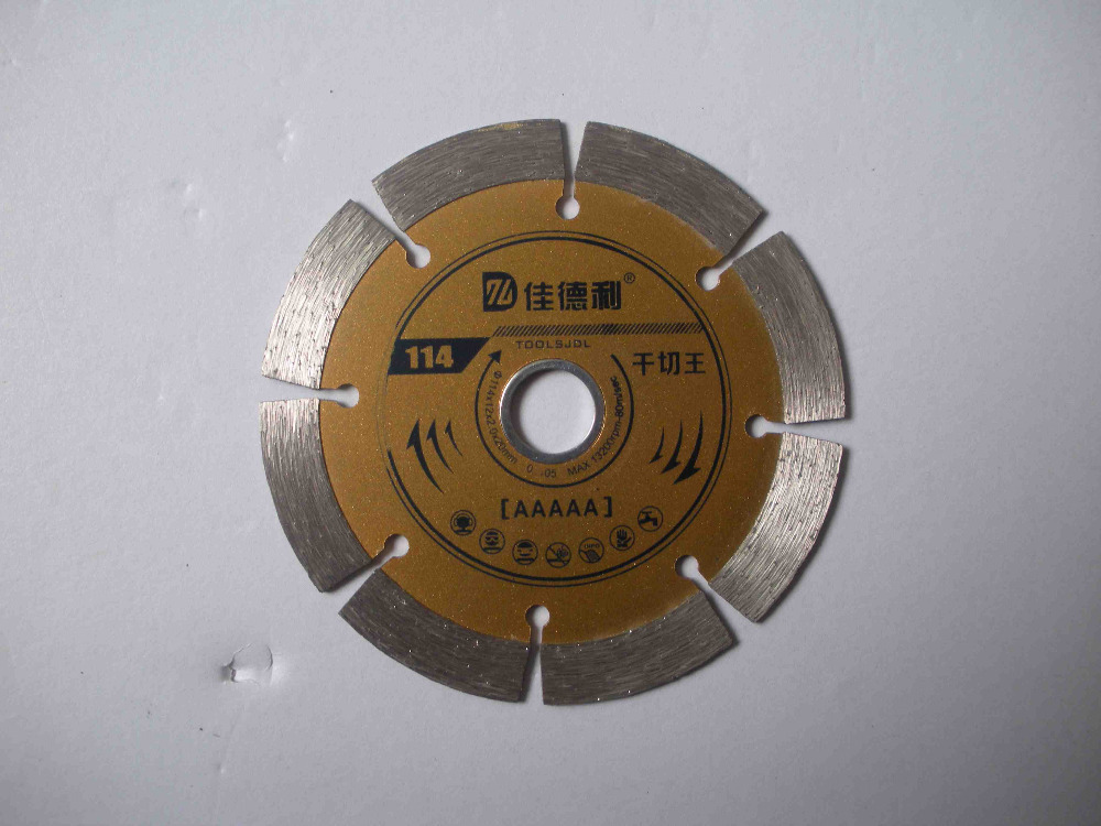 110mm diamond dry disc, 4 inch diamond cutting blade, marble cutter disc