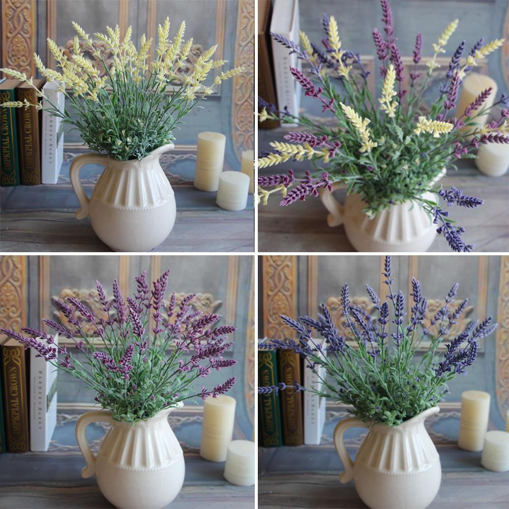 achetez en gros frais lavande fleurs en ligne des grossistes frais lavande fleurs chinois. Black Bedroom Furniture Sets. Home Design Ideas