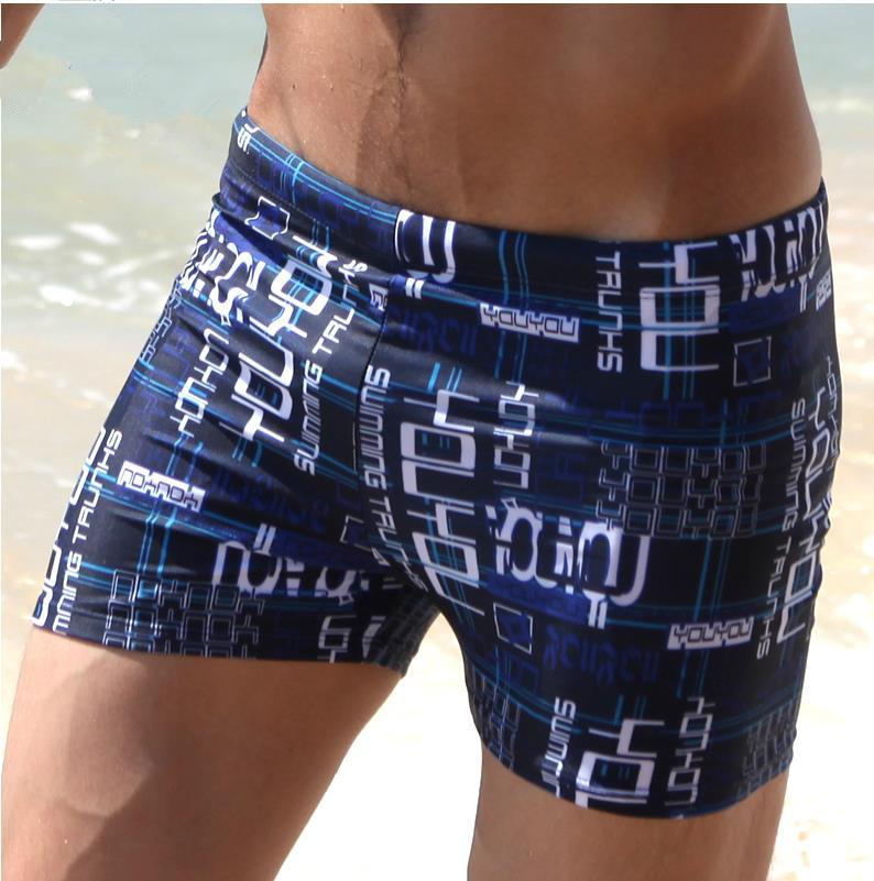 Nuevo Traje Baño De Hombre:Cool Swim Trunks Men