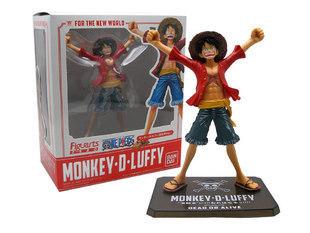 """6 """" One Piece луффи после 2 лет новом свете пвх фигурку коллекция модель игрушек оригинальное окне дополнительно"""
