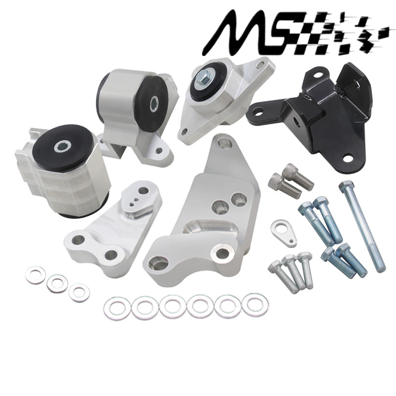 New replacement engine swap mount kit for honda civic si for Honda civic motor mount
