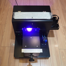 6 Color A4 size LED UV Printer  Flatbed Printer High Quality(China (Mainland))