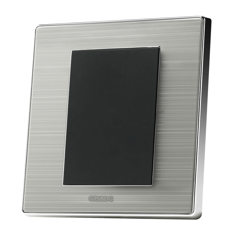 Half Price Sale 1pcs Gjsbdg Luxury Wall Light Switch Panel