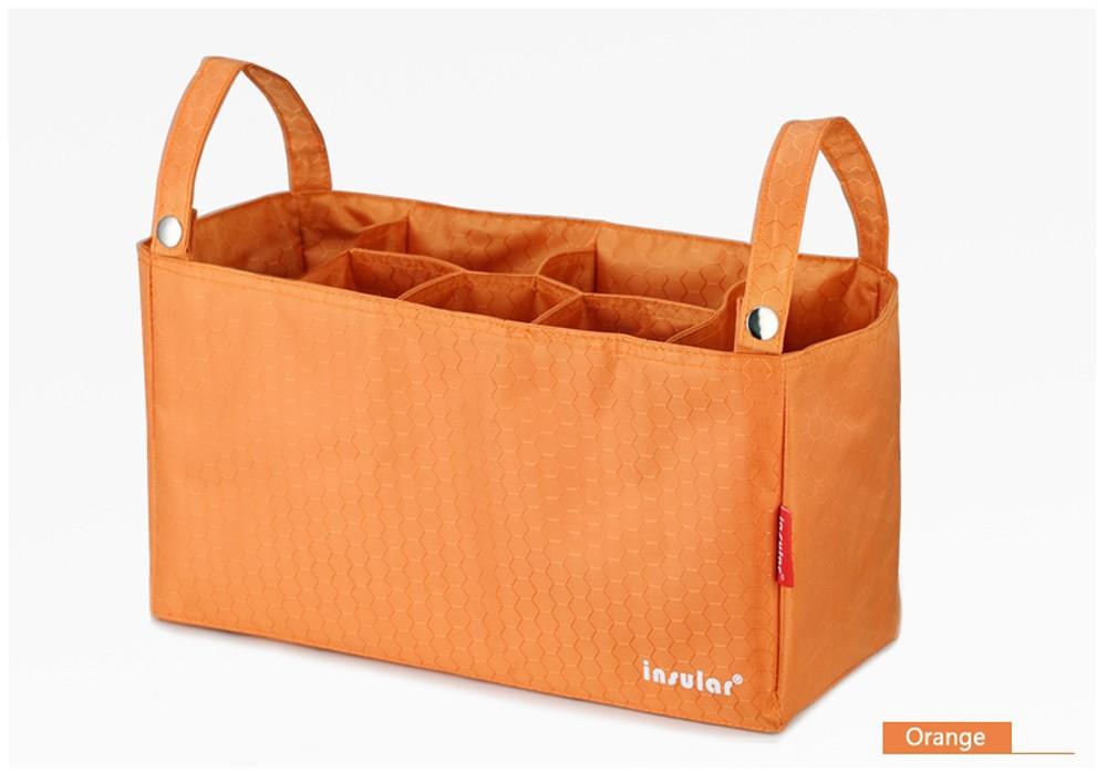 2016 Новый стиль доставка бесплатная коляски сумки организатор пеленки младенца вкладыш