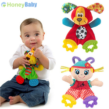 animal placarders towel new arrival animal placarders towel response paper teethers function handkerchief WJ209-WJ211(China (Mainland))