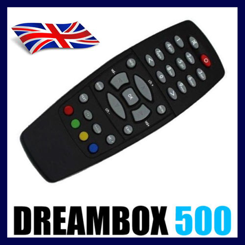 1pcs Replacement remote control for 500 S/C/T DM500 DVB 2011 Version Black 2425#Hot New Arrival(China (Mainland))