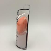 HOT SALE one piece orange color soft and close skin professional Beauty egg sponge makeup foundation
