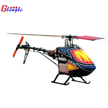 Free shipping 480N18-DFC450L ARF Fuel Oil Nitro RC helicopter aircraft RC Nitro helicopter 3D Stunts ARF RC helicopter