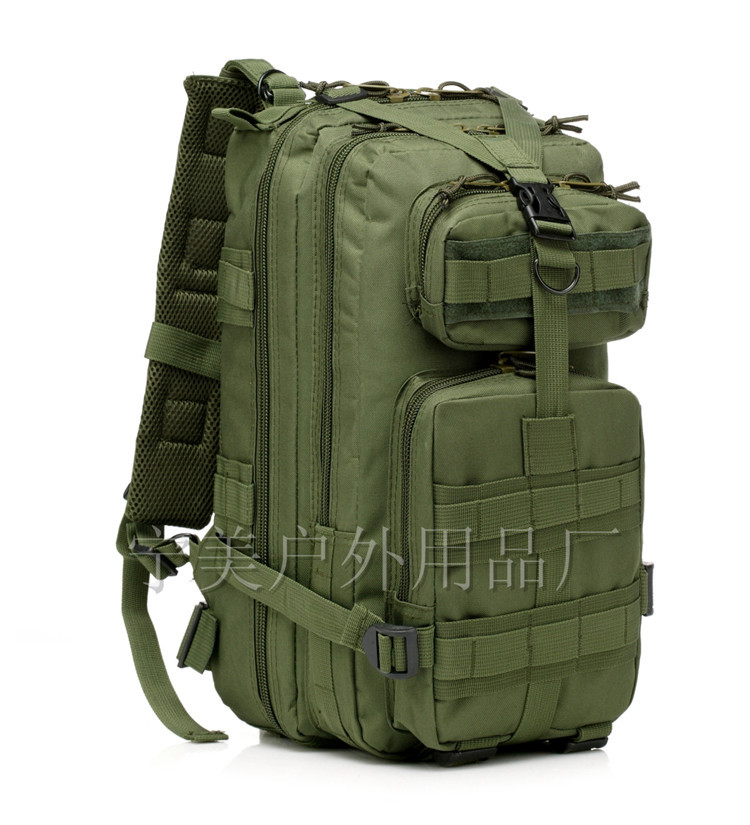 Manufacturers 3P backpack camping bags assault tactics camouflage mountaineering bag - Fashion beautiful shop store