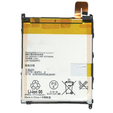 3000mah LIS1520ERPC Original Replacement Li-ion Phone Battery For Sony Xperia Z Ultra XL39 XL39H C6802 C6806 C6833 Top-quality