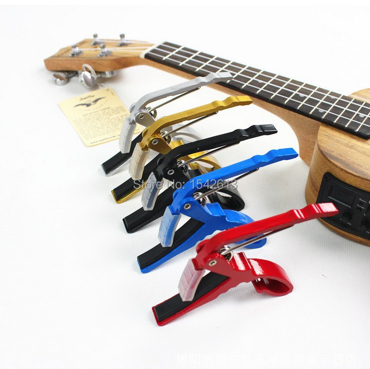 musical instrument guitar Accessories Capo Acoustic Guitar Capo classical guitarra capotraste guitar parts Electric Guitar Capo(China (Mainland))