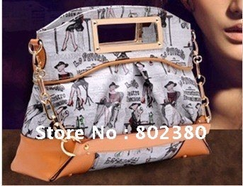 Female bag handbag shoulder bag ladies'bag fashion handbag