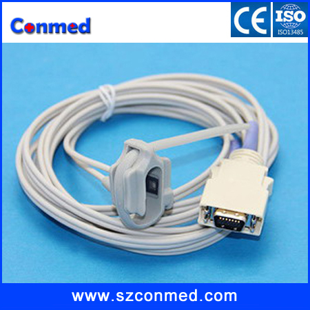 High quality free shipping Masimo spo2 sensor,Neonate wrap spo2 sensor,3m,14pin(China (Mainland))