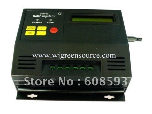 wholesale! 30A LCD screen Solar Regulator  solar Charge controller 12/24V auto LCD display PWM control charger for solar system