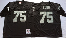 Stitiched,Oakland Raiders Howie Long lyle alzado Throwback for men(China (Mainland))