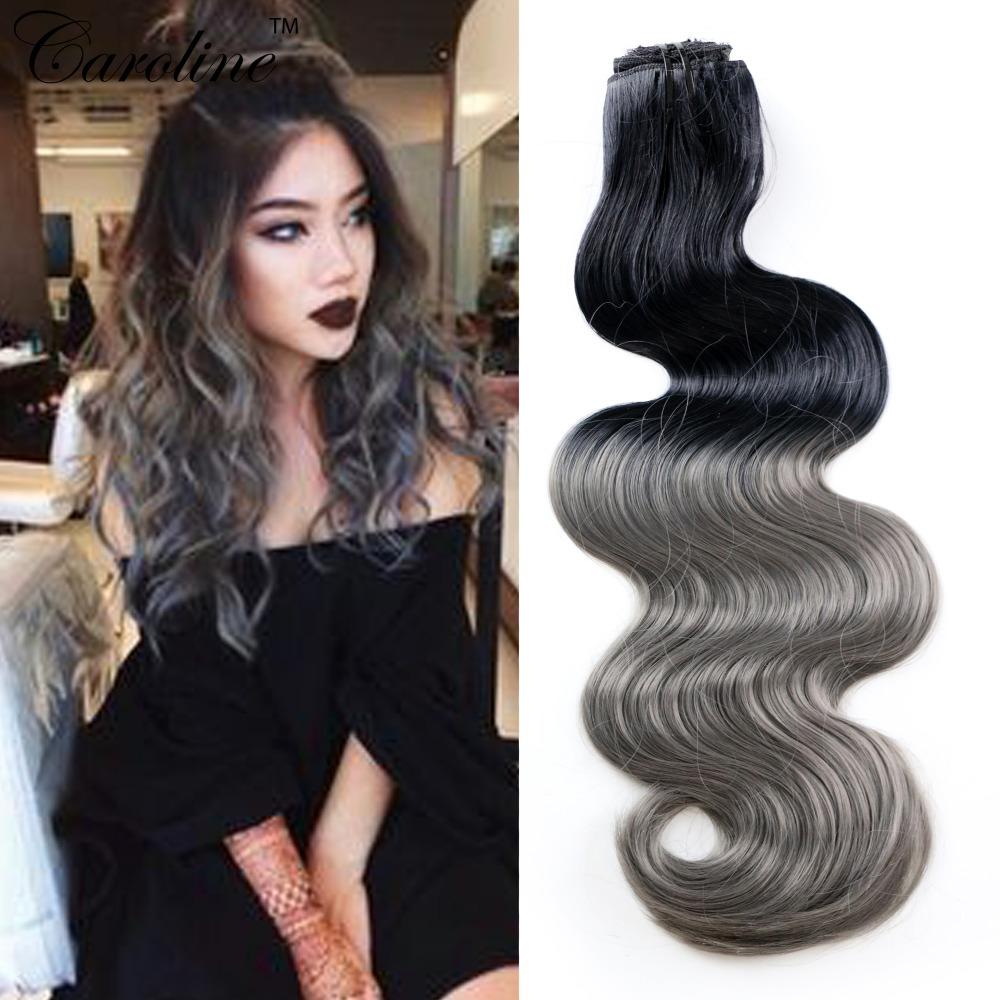 Extension Girl Hair White Human Hair Extensions