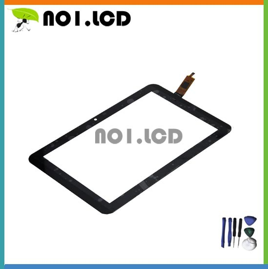 For HP Slate 10 HD Tablet New Outter Digitizer Touch Screen Glass Panel Lens Repair Replacement(China (Mainland))