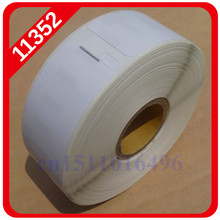 10x rolls Dymo Compatible Labels 11352 54mm 25mm 50011352