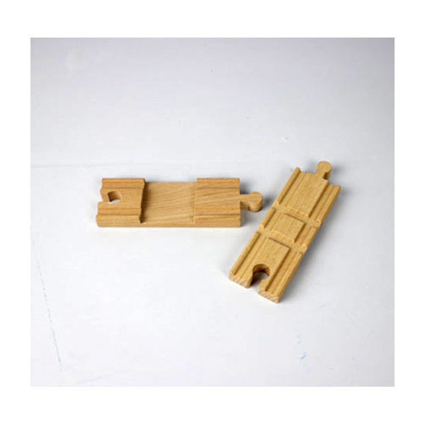 D546 Ju wood Cross track accessories The cross rail Suitable for wood and electric Thomas train series orbit 2pcs/LOT(China (Mainland))