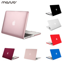 Mosiso Plastic Hard Case for Mac Book 12 Air 11 13 Pro 13 15 for Apple Macbook Retina 13.3 15.4 inch Sleeve Shell Cover