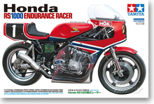 tamiya scale model 1/12 14014tamiya scale motorcycle  RS1000 motorcycle plastic assembly model building scale model motocycle(China (Mainland))