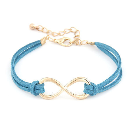 Fashion HOT!!!  New Fashion Luxury Vintage Style Infinity Cross bracelet jewelry for women wholesale free shipping PT36