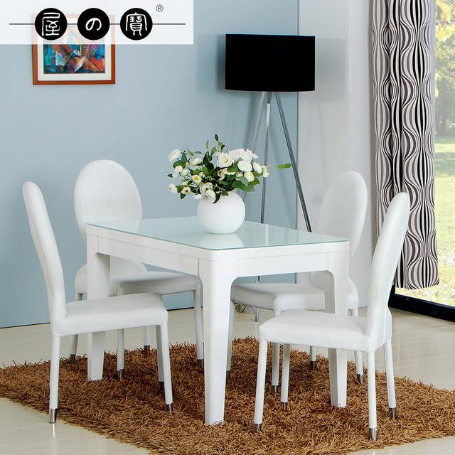 Tavoli Pranzo Ikea: IKEA INGATORP Tavolo pieghevole in bianco ...