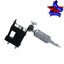 Pro rotary tattoo machine light and quiet tattoo supplies Tattoo kits  tattoo guns liner and shader(China (Mainland))