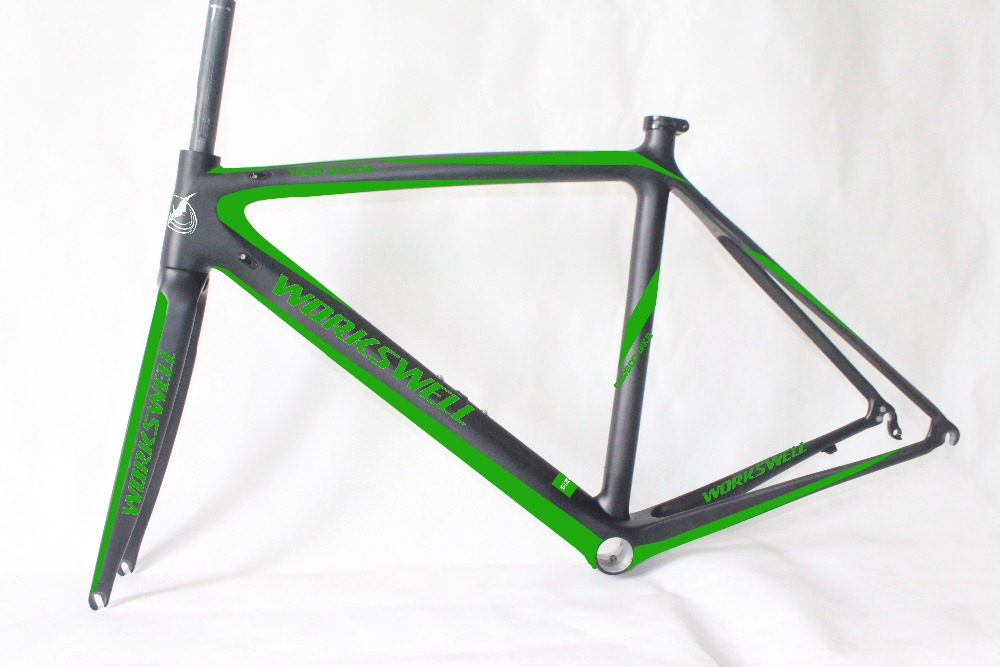 2016 super light carbon fiber racing bike frameset road bike carbon frame fork seatpost headset<br><br>Aliexpress