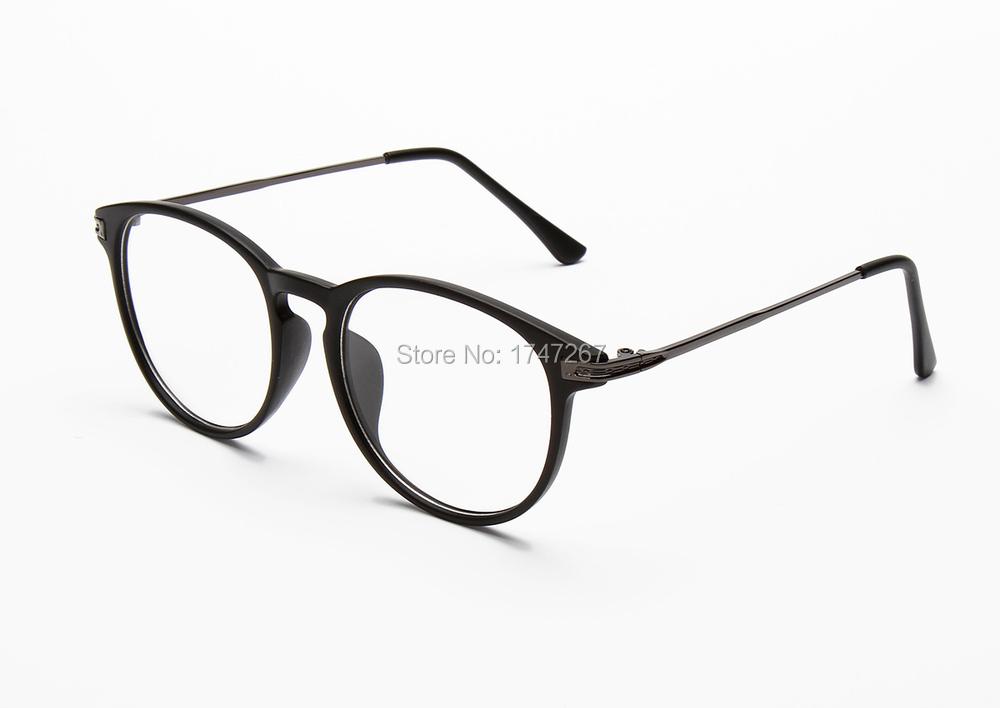 reading glasses Retro Unisex oculos para maquiagem Metal points womens glasses frame UV Protection female eyeglasses